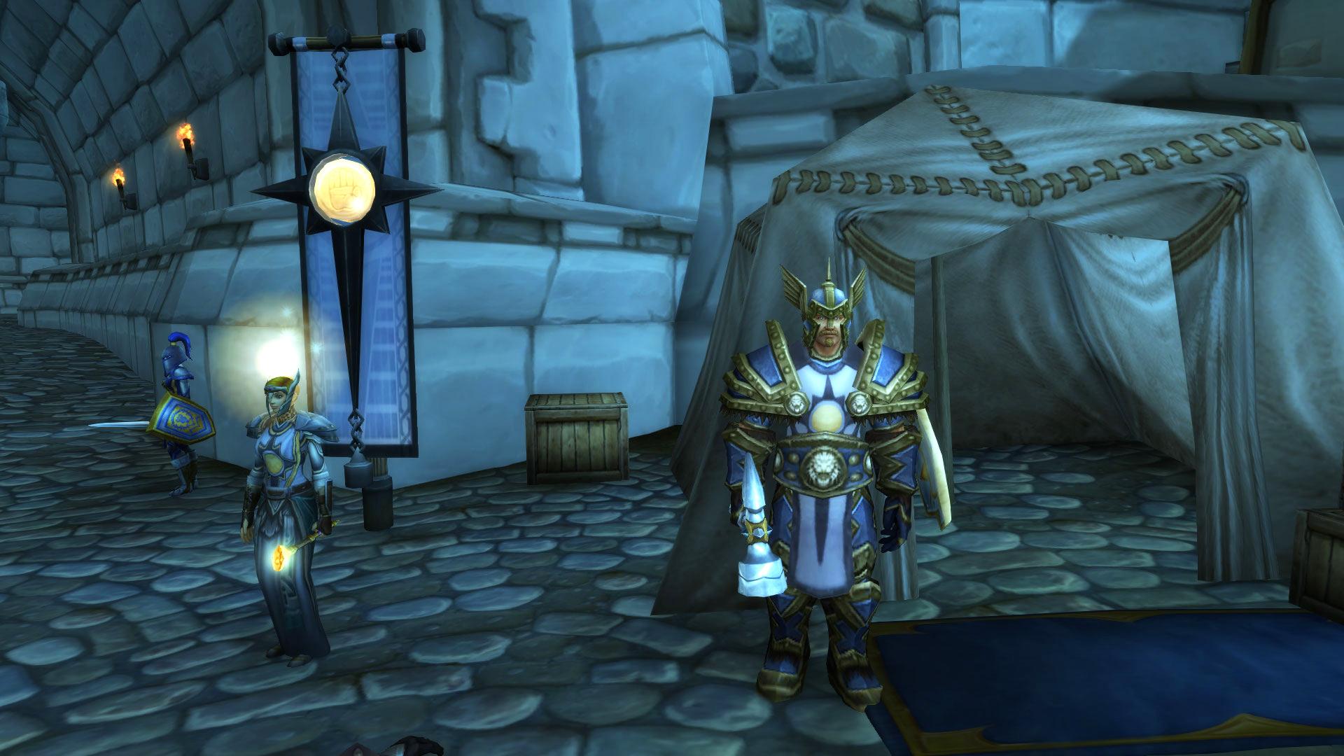 Prepatch 9.0 : Le commandant Grégor de la Croisade d'argent vous attend aux portes de Hurlevent