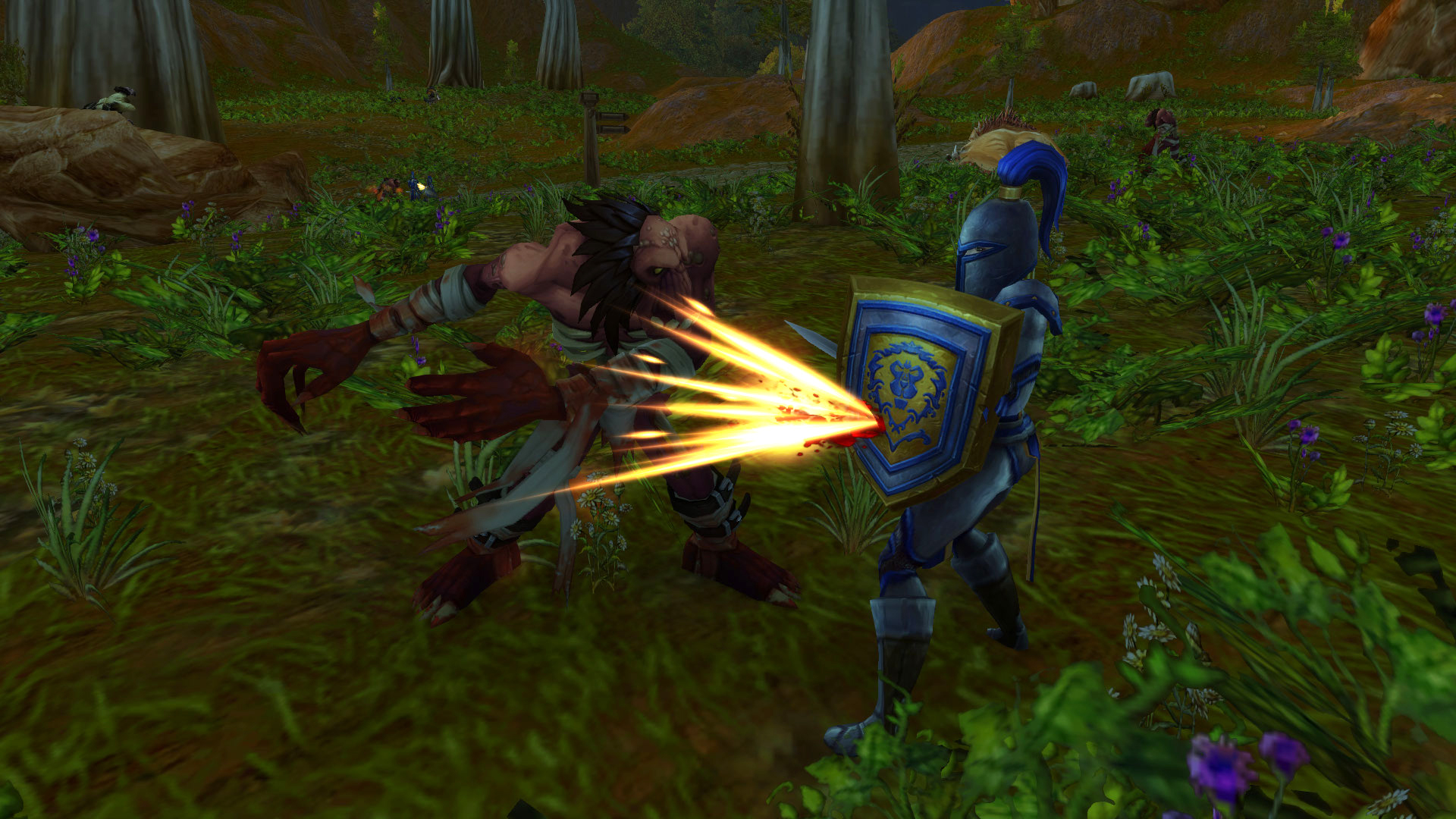 Patch 9.0 : Le Fléau a pris d'assaut les Carmines dans les Royaumes de l'Est