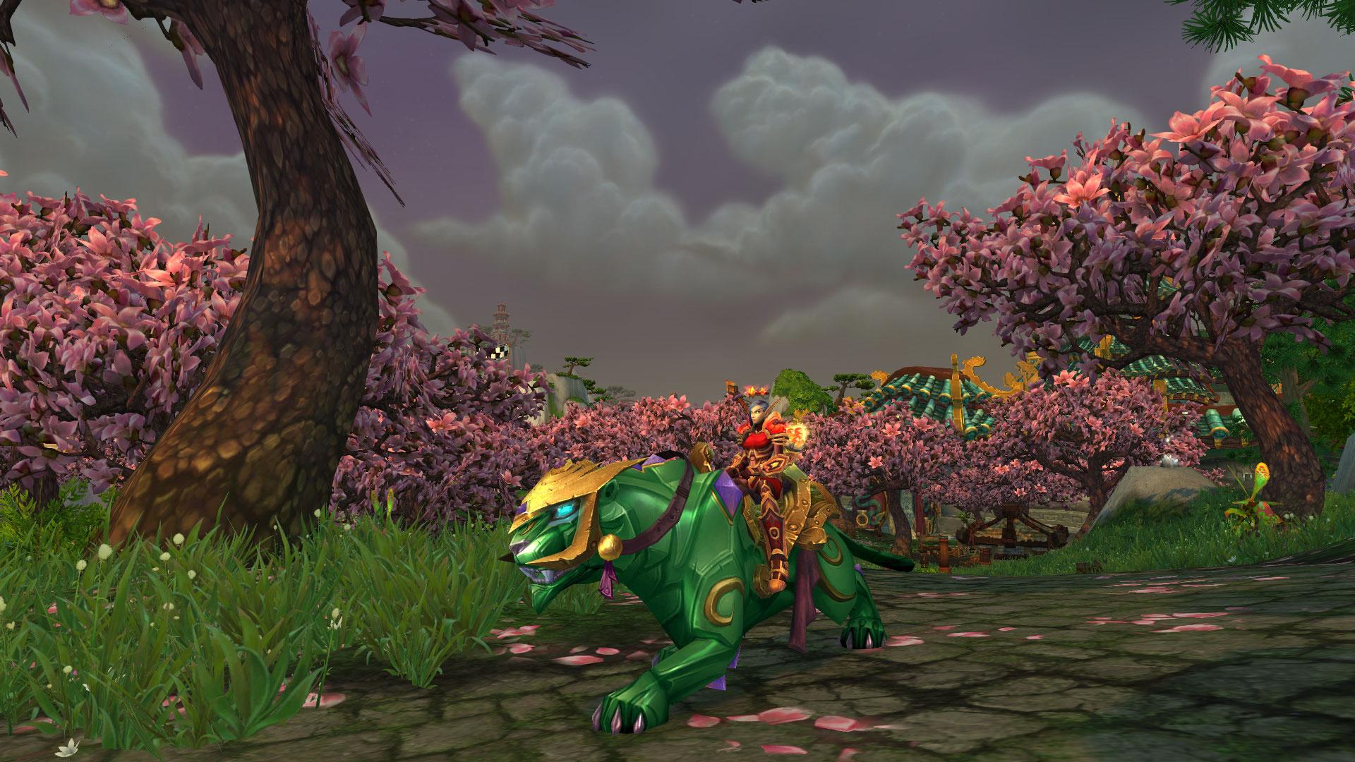 Panthère de jade créée par les joailliers