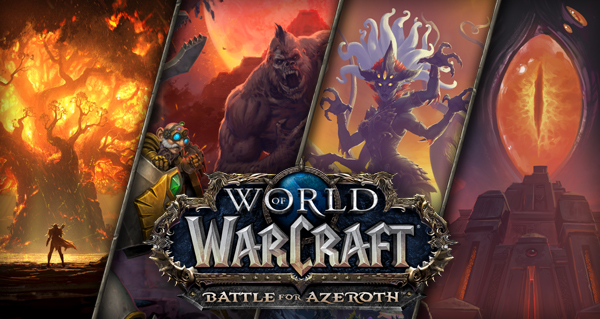 de battle for azeroth a shadowlands : resume de l'histoire