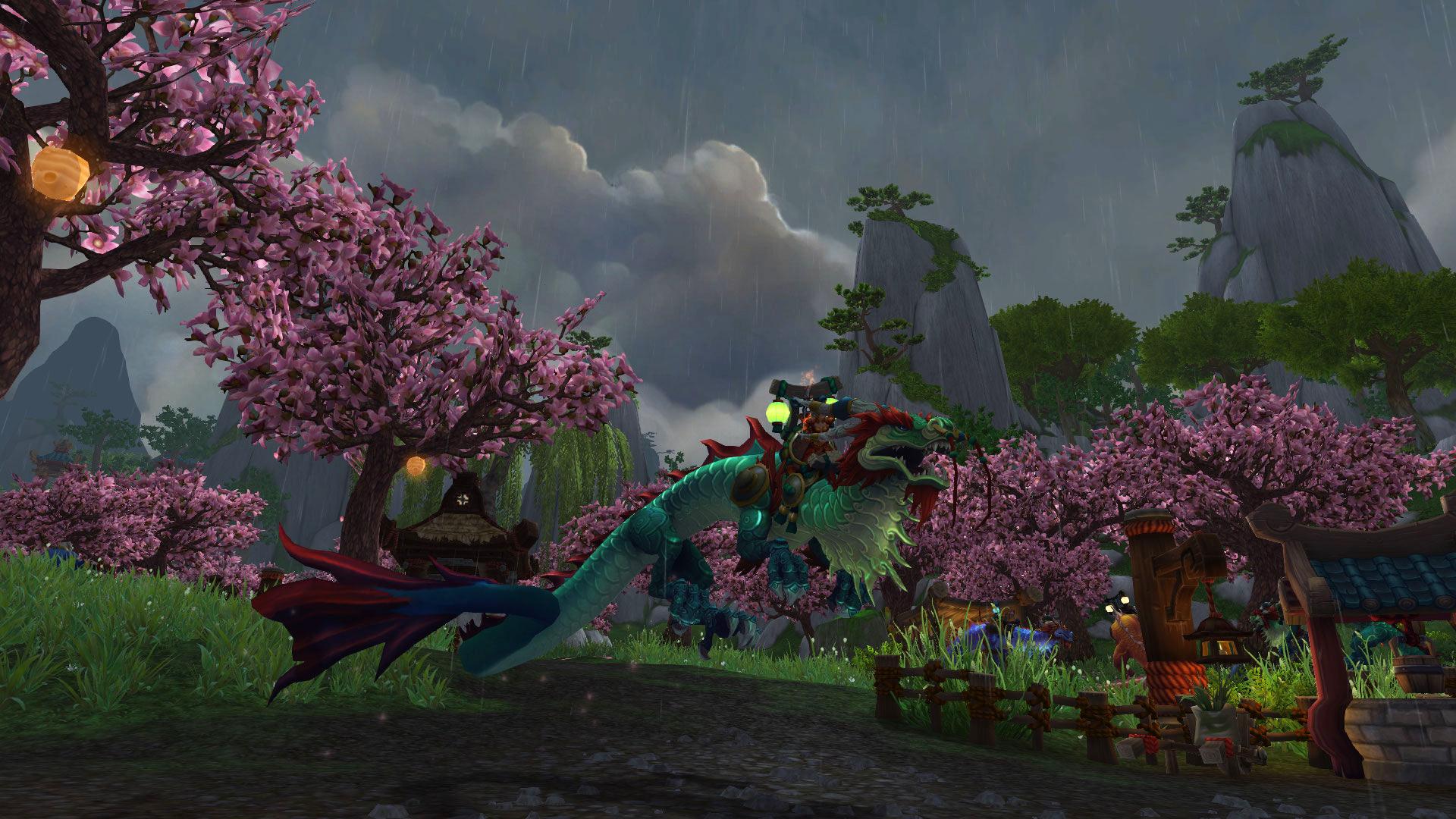 Rênes de serpent-nuage de jade