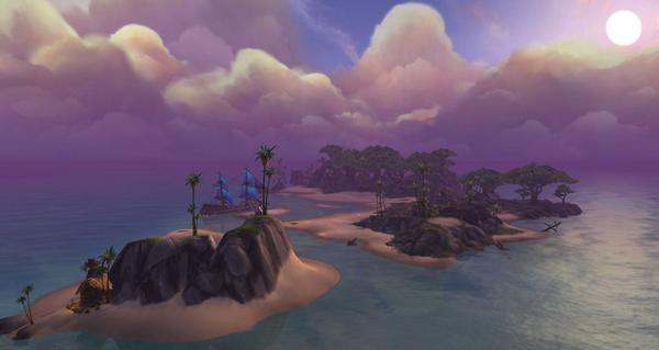 patch 9.1.5 : l'exploration des iles de battle for azeroth pour etre realisees en solo