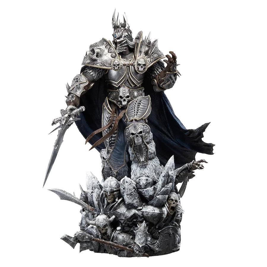 Statue du roi-liche (30ème anniversaire de Blizzard)