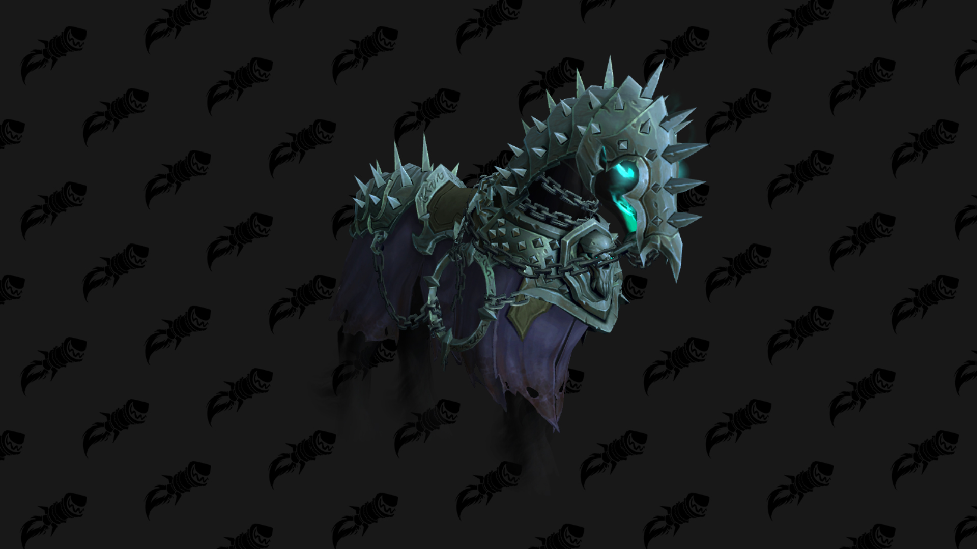 Monture du patch 9.1 : Soulbound Gloomcharger