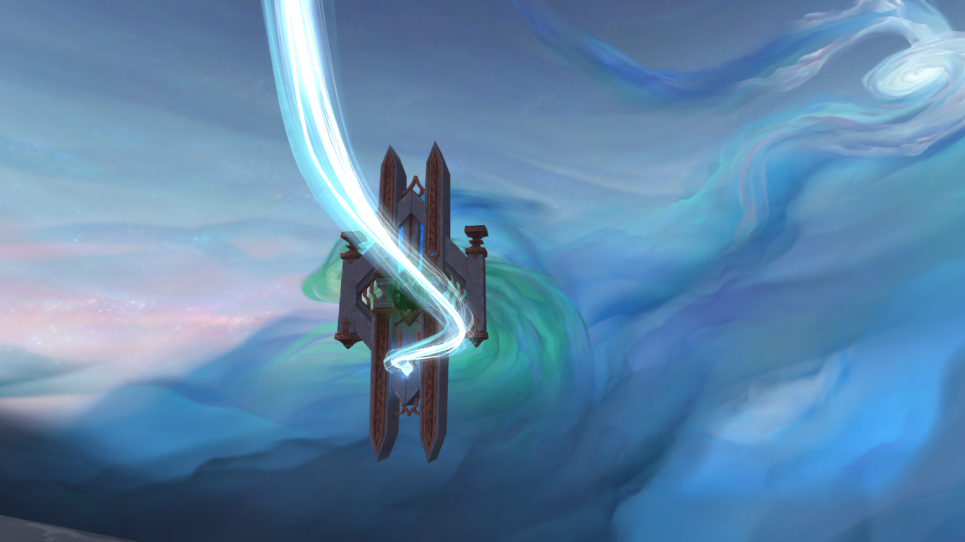 Oribos au patch 9.0.5