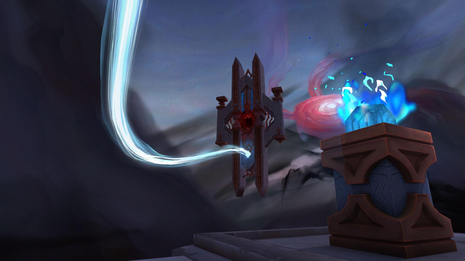 Oribos au patch 9.1