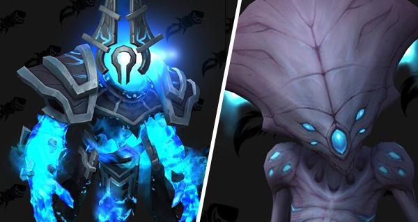 patch 9.1 : nouveaux modeles de creatures