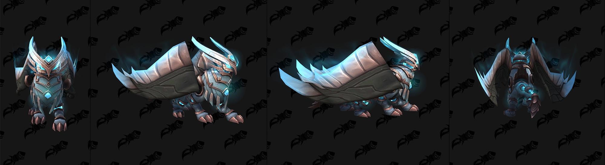 Nouveau modèle de créature au patch 9.1 de Shadowlands