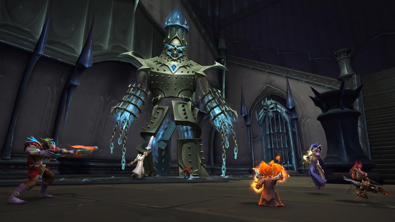 Shadowlands : Sanctum de la Domination dans World of Warcraft