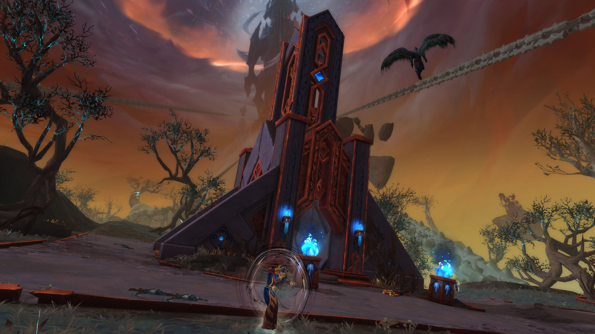 Korthia, la ville des secrets (patch 9.1, Shadowlands)