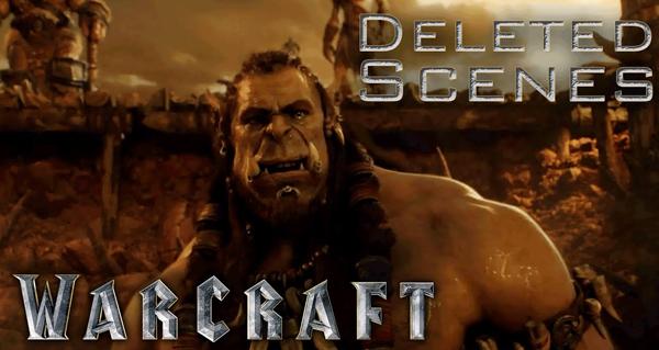 warcraft, le film : plusieurs scene supprimees ont ete mises en ligne