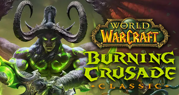 concours burning crusade classic : 30 acces a la beta a remporter !