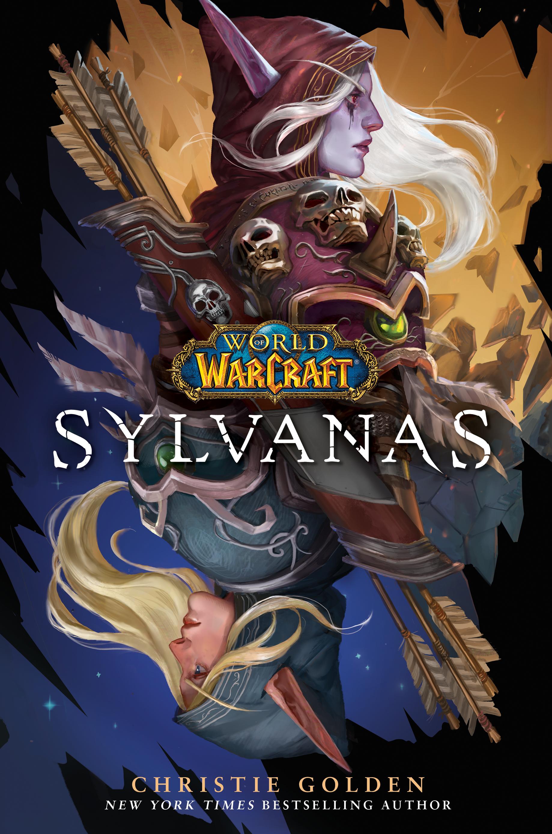 Le roman Sylvanas Coursevent de World of Warcraft