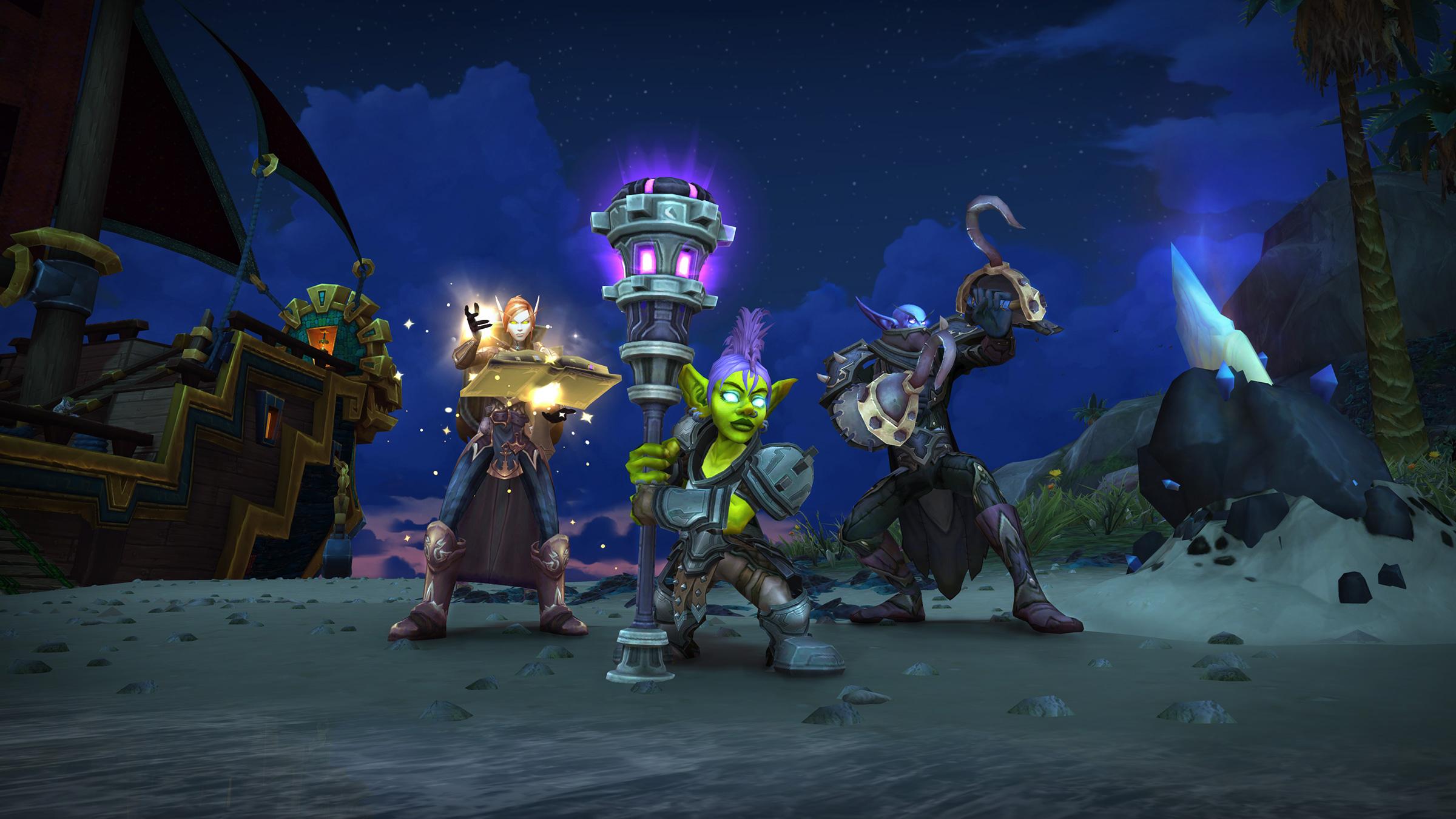 Blizzard aimerait ajouter de nouvelles récompenses pour les guildes