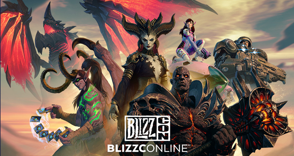 blizzconline 2021 : trailer officiel et premieres informations sur l'evenement