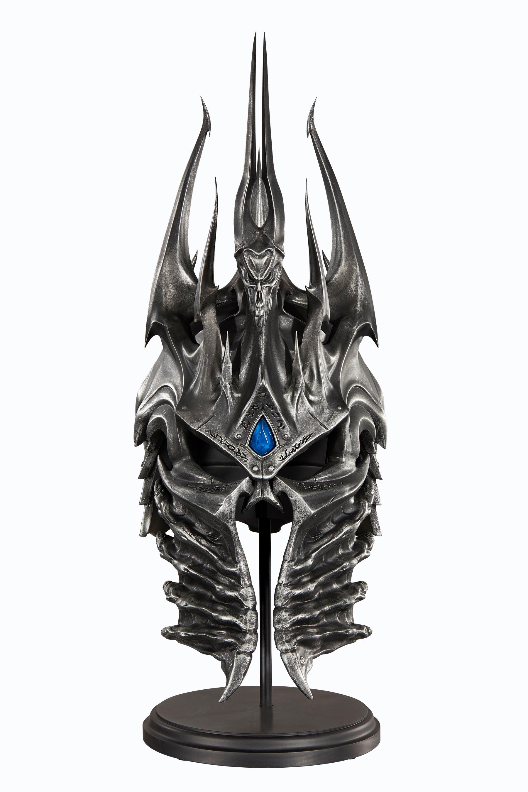 Réplique du heaume de domination bientôt en vente sur le Blizzard Gear Store