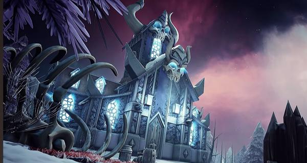 unreal engine 4 : le fief du chevalier de la mort par kelian buiatti