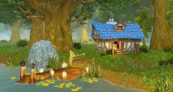 patch 9.0.5 : une nouvelle maison fait son apparition dans la foret d'elwynn