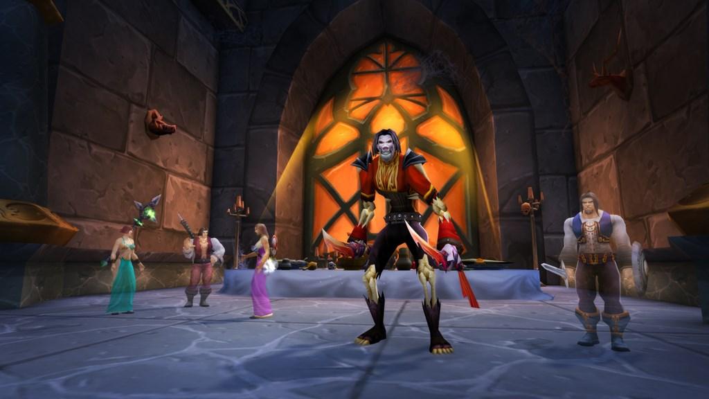 Karazhan arrive dans la phase 1 de Burning Crusade Classic
