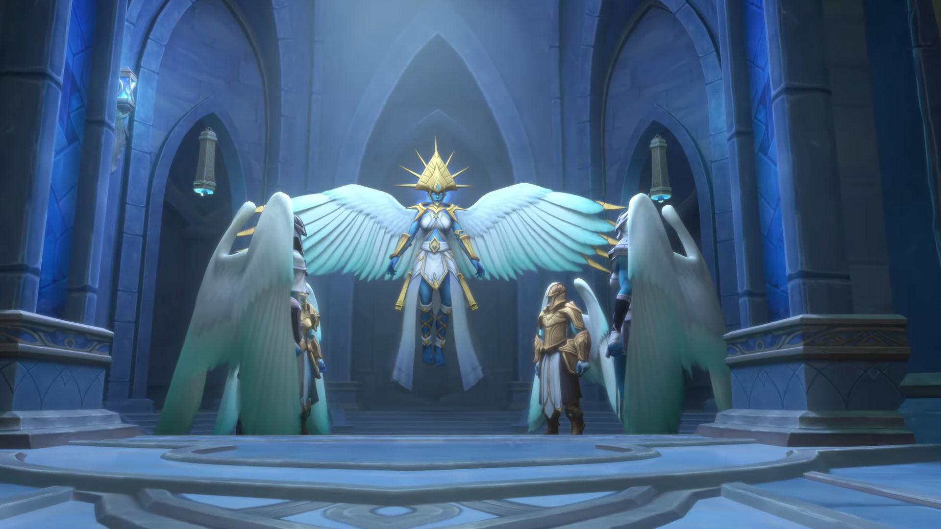Kyrestia l'Archonte discute du sort préoccupant de l'Ombreterre