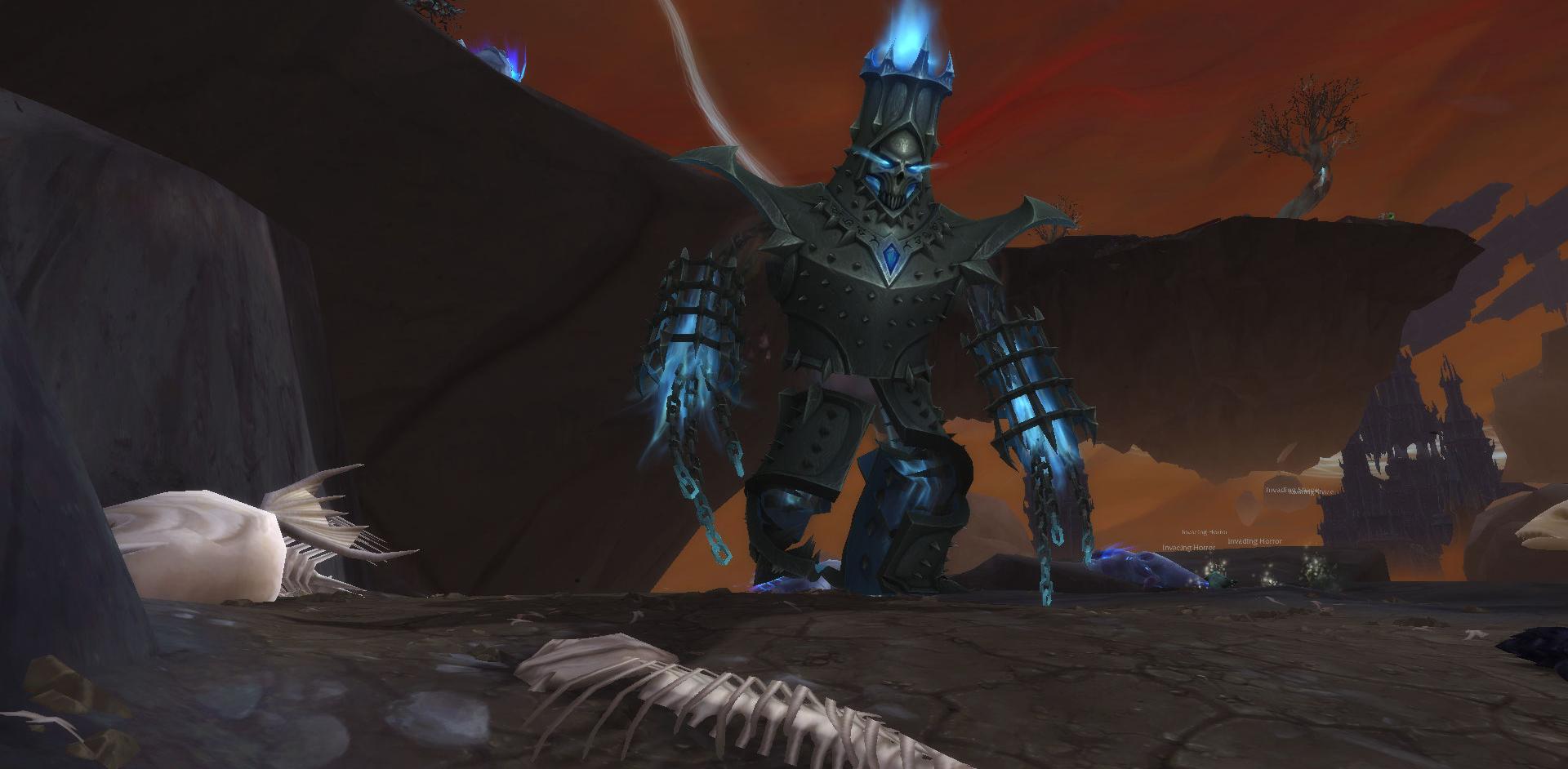 Exterminateur colossal à Korthia
