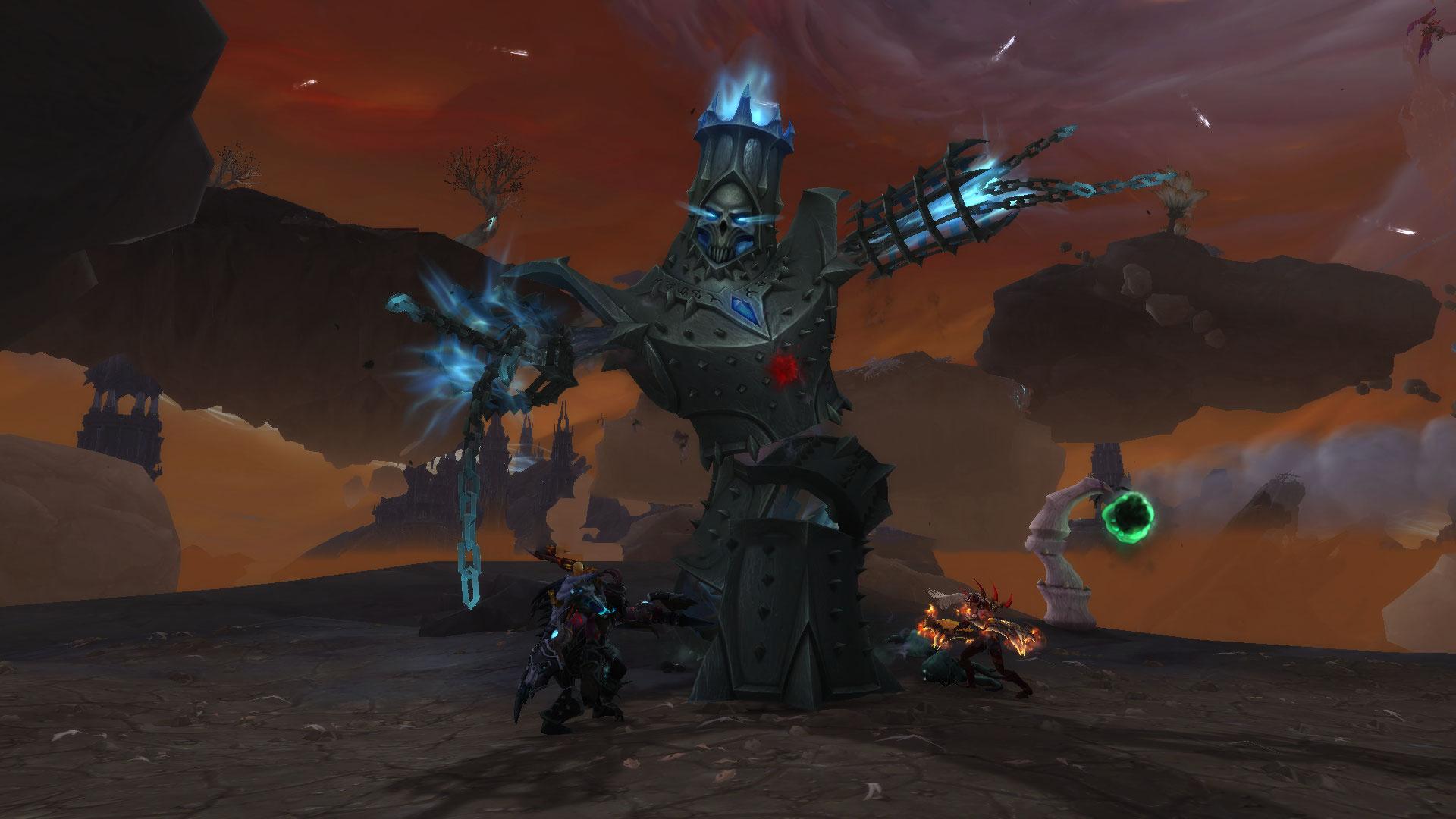 L'Exterminateur colossal est une créature rare pouvant apparaître à Korthia