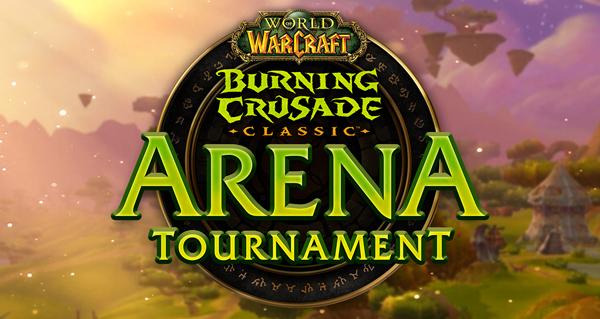 burning crusade classic : un tournoi d'arene en outreterre