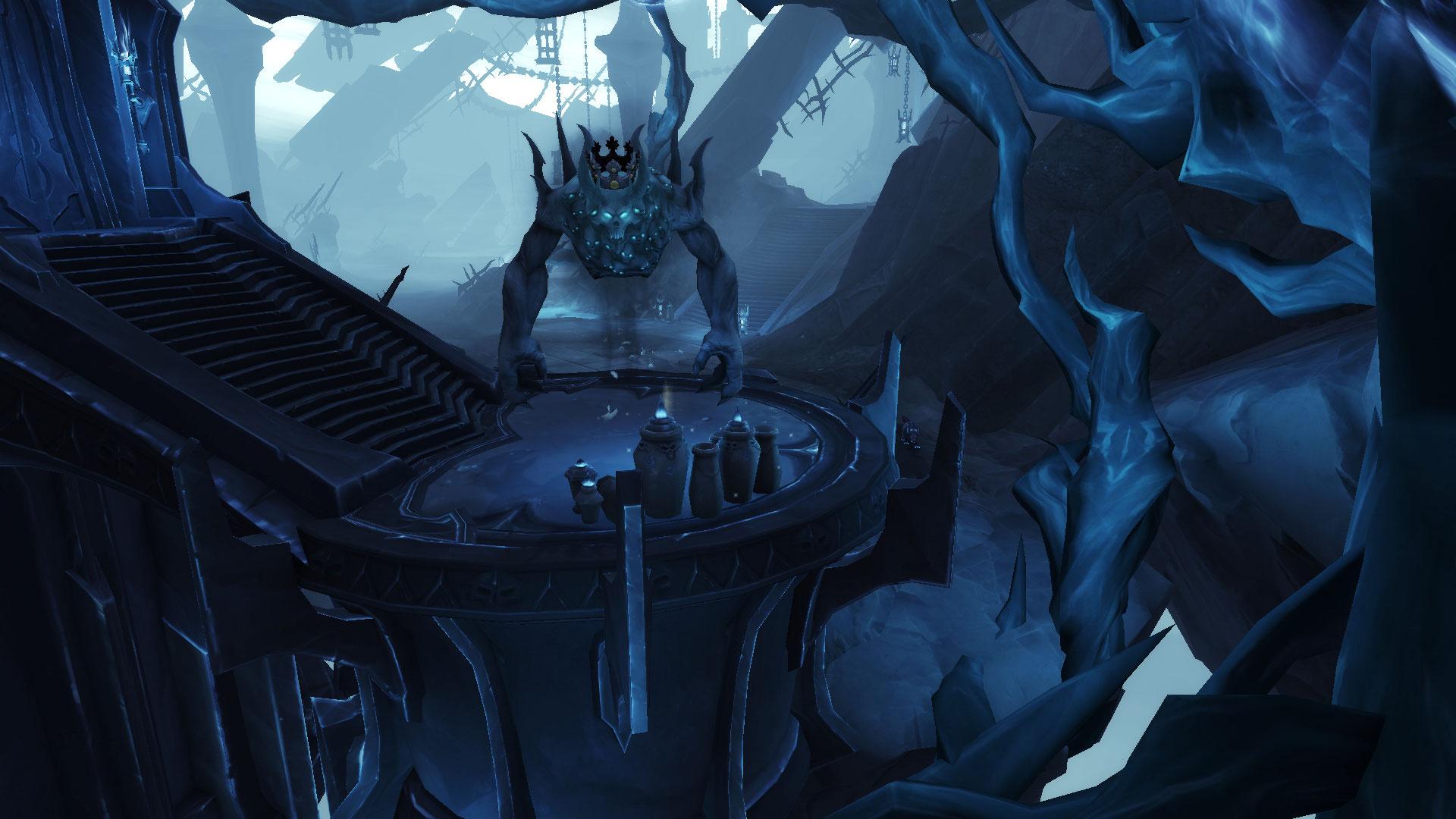 La créature rare Torglluun dans la Faille de L'Antre