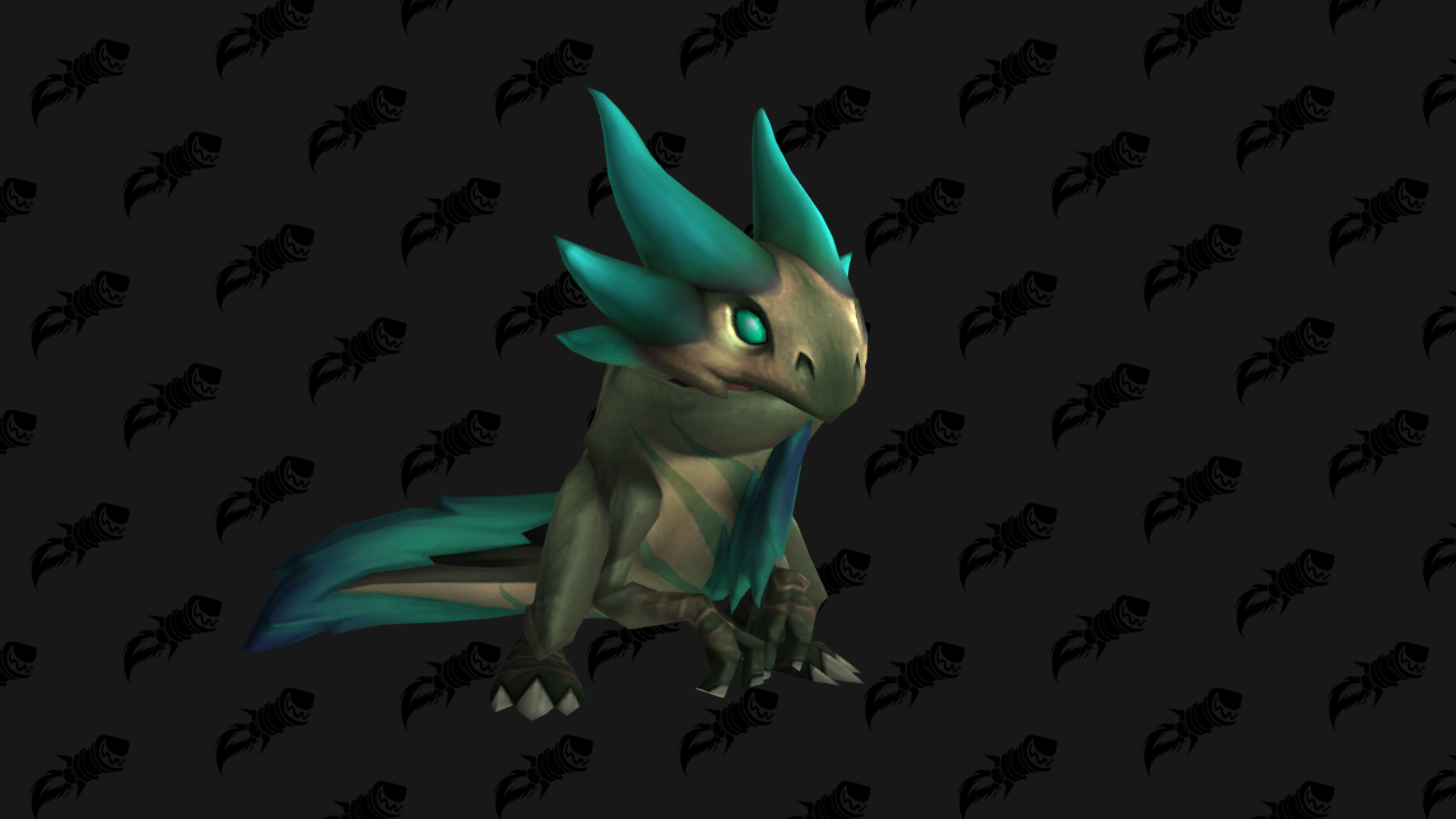 Mascotte Shadowlands patch 9.1 : Gronil moussu