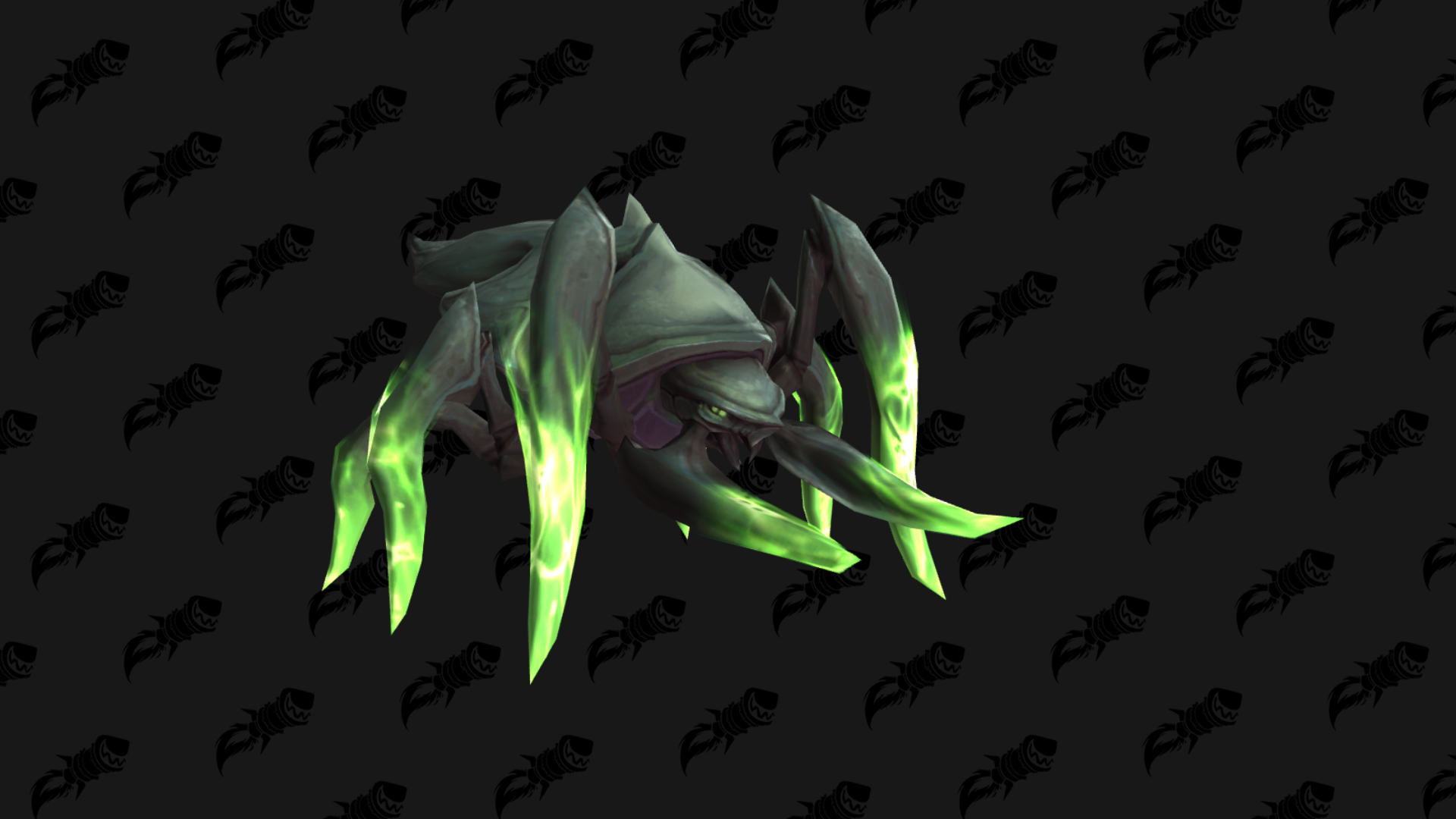 Mascotte Shadowlands patch 9.1 : Cancremort ignoble