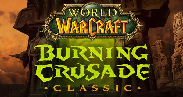 burning crusade classic : un premier build deploye en interne pour blizzard