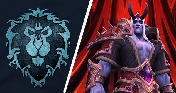 pantheon denathrius (alliance) : 100 guildes de l'alliance ont vaincu le boss en mythique