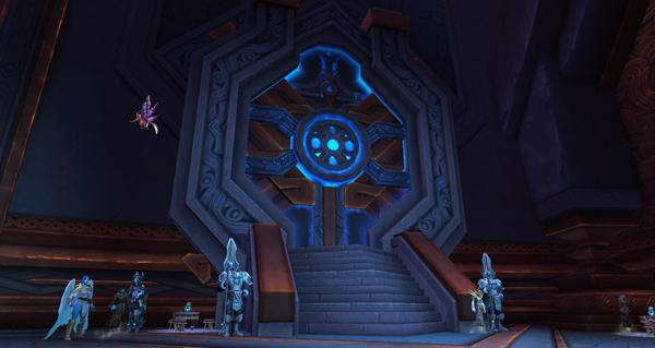 patch 9.0.5 : changement des prerequis de butin de raid pour la grande chambre-forte
