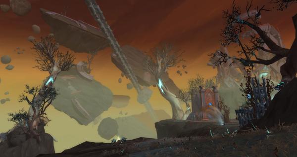 patch 9.1.5 : de l'armement korthien visant un emplacement specifique