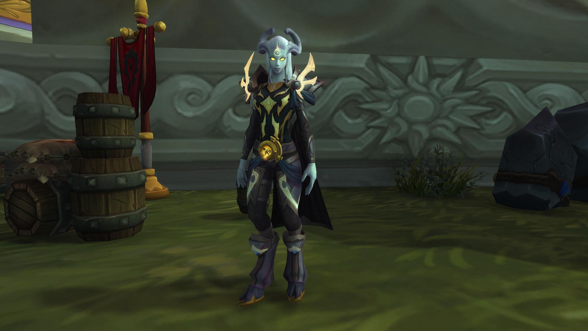 Aridormi, Marcheur du temps Legion