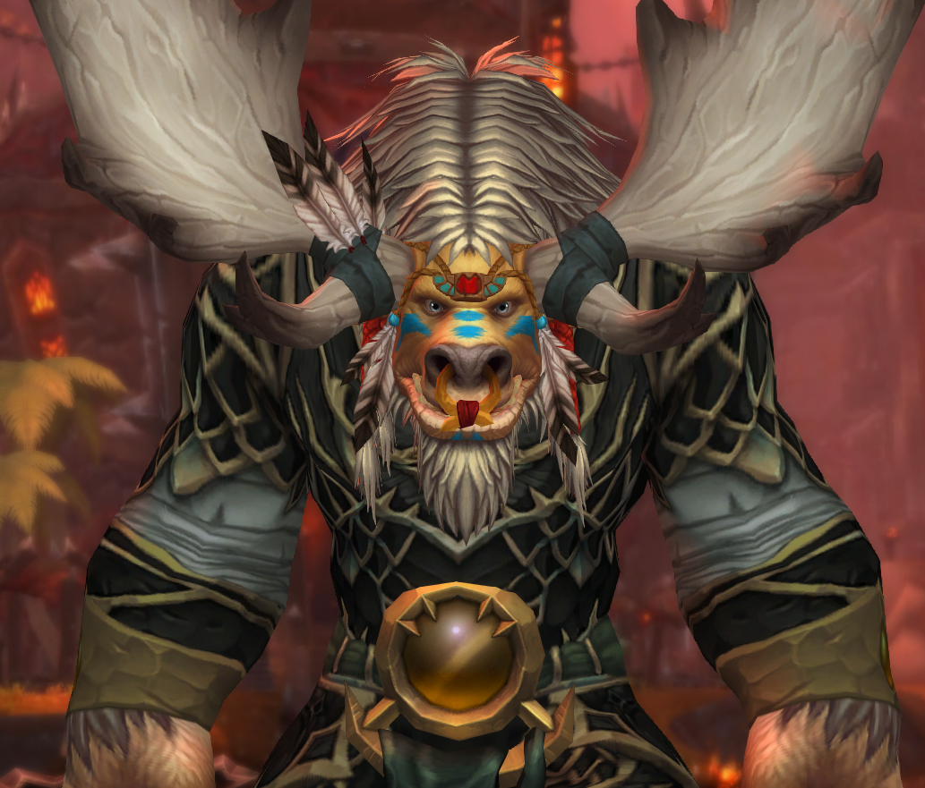 Patch 9.1.5 : barbe