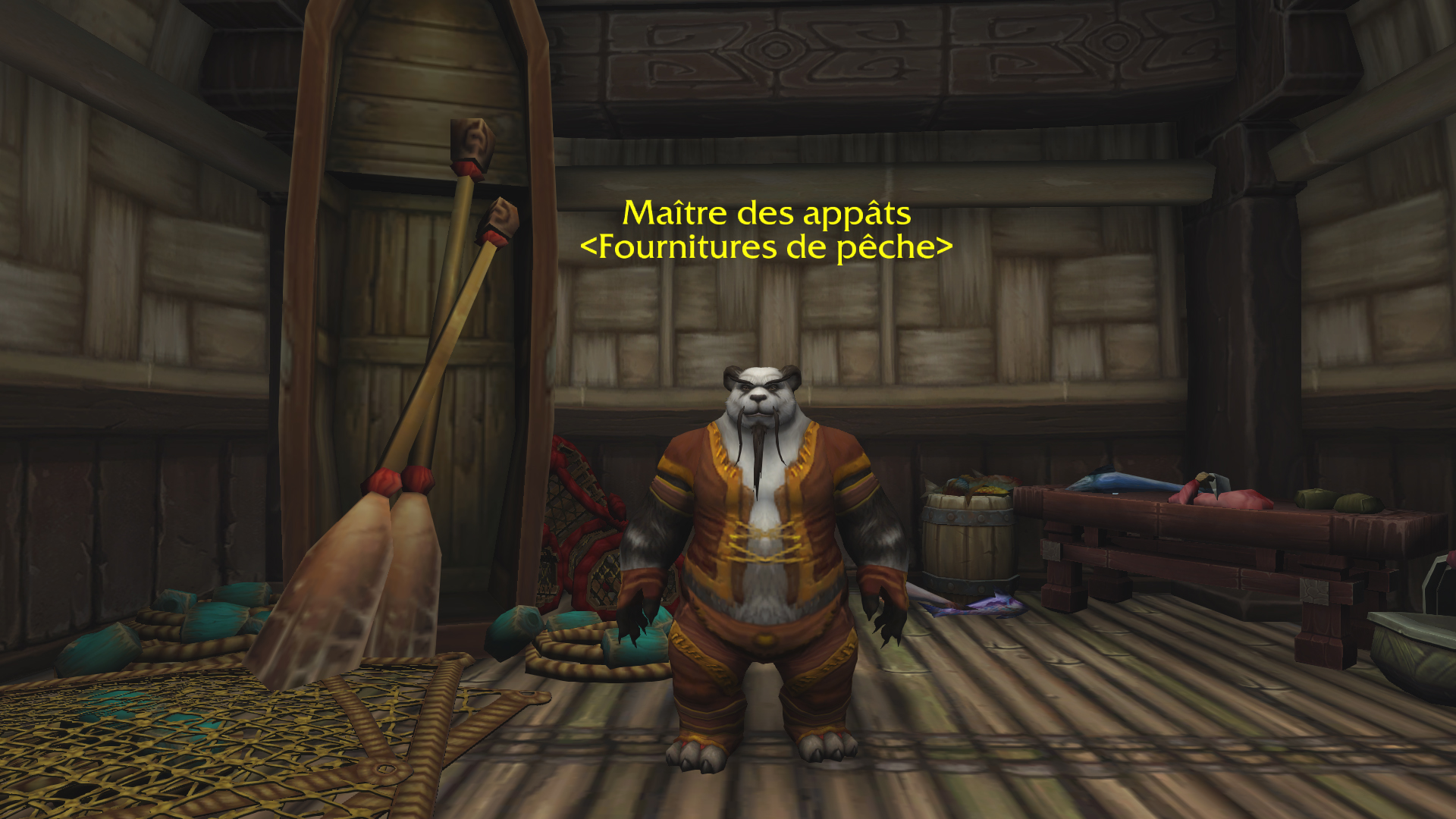 Maître des appâts (patch 9.1)