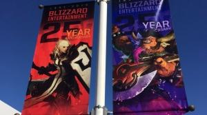 Le 25ème anniversaire de Blizzard