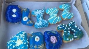 Des donuts 25ème anniversaire