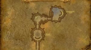 Carte donjon Arcatraz