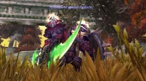 Les armes légendaires d'Ara