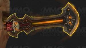 Artefact Guerrier Armes