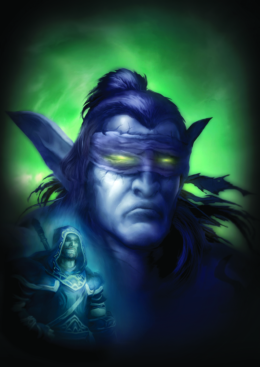 Découvrez quatre magnifiques artworks sur le thème de Warcraft