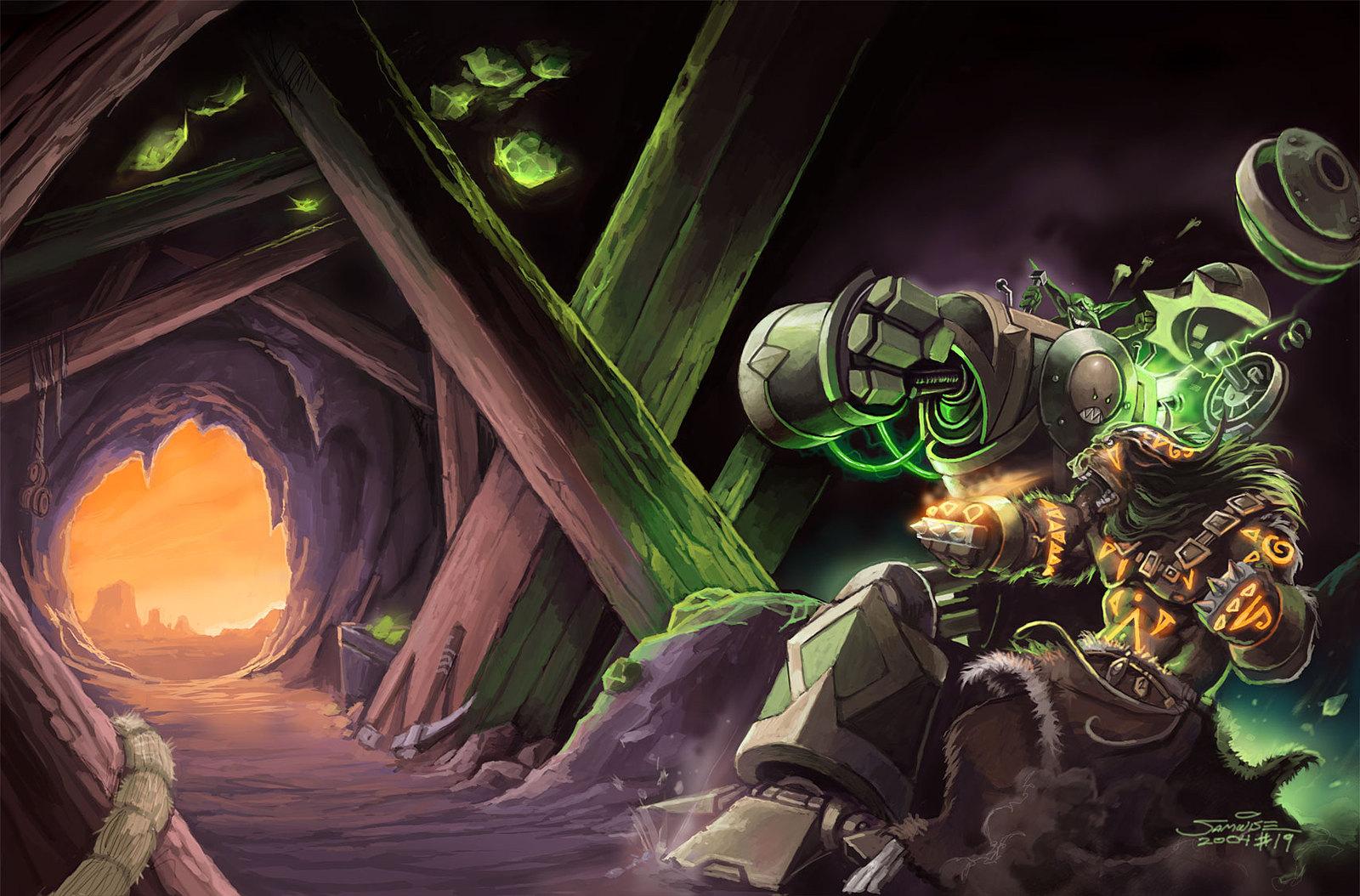 Découvrez quatre nouveaux artworks sur le thème de Warcraft