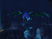 Rênes de drake de pierre vitrifiée