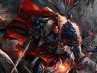 Varian Wrynn vs Aile de Mort