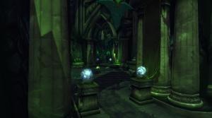Capture d'écran Legion