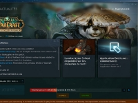 Launcher unique Battle.net
