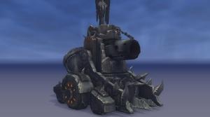 Machines de guerre Horde de fer