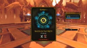 Donjon Mythique clef niveau 1